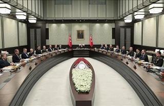 Türkiye MGK'dan KKTC vurgusu