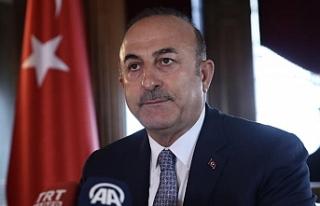 """""""Türkiye'nin dışlayan açıklamaların..."""