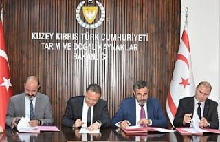 Üç Belediye ile protokol imzalandı