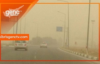 Ülkemiz tozlu havanın etkisi altında