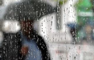 Yağışlı hava devam edecek