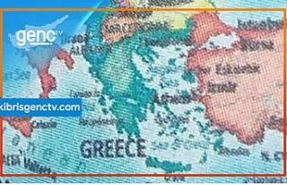 """Yunan polis ajandalarında """"Kuzey Kıbrıs""""..."""