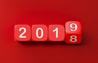 2018'in yılının sona ermesine sayılı saatler...