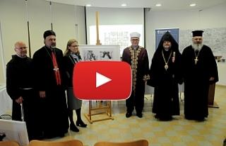 5 din adamı biraraya geldi
