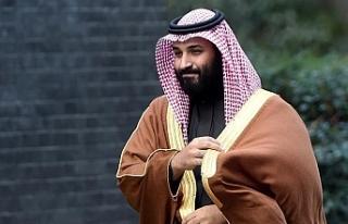 ABD'de Veliaht Prens Muhammed Bin Selman'ın...