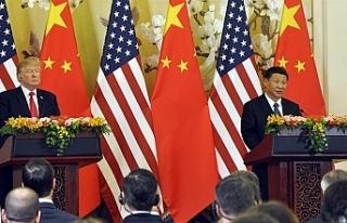 ABD ile Çin arasında 3 aylık vergi uzlaşısı