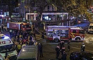 Ankara'da doğal gaz patlaması: 7 yaralı