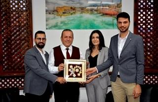 Ataoğlu,Kıbrıs Türk Gençlik Birliği İngiltere...