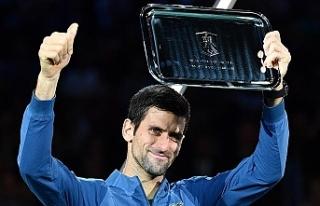 Avrupa'da yılın sporcusu seçildi
