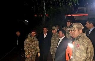 Başbakanlık afet ve acil durum yönetim merkezi...