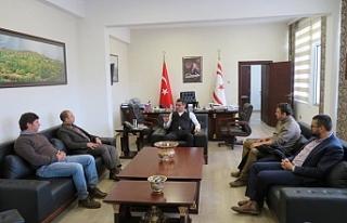 Başbakanlıkta sel ile ilgili toplantı