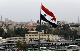 Birleşik Arap Emirlikleri Şam Büyükelçiliğini...