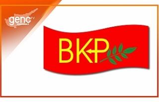 BKP'den yeni yıl mesajı