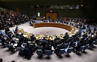 BM Genel Kurulu, ABD'nin karar tasarısını reddetti