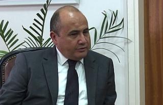 Büyükelçi'nin açıklamaları Rum basınında