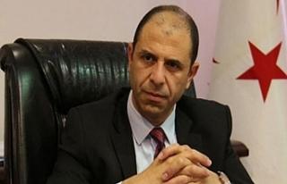 Dışişleri Bakanı Özersay'dan, Netanyahu'ya...