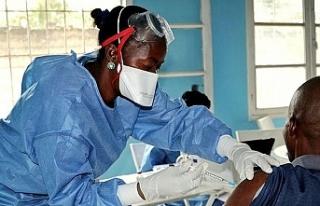Ebola salgınında hayatını kaybedenlerin sayısı...