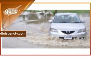 En fazla yağış Gönendere'ye