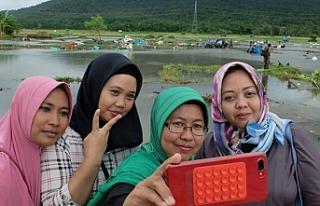 Endonezya'da 500'e yakın kişinin öldüğü...