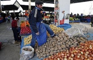 Enflasyon Kasım'da aylık yüzde 1,44 düştü,...