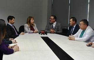 Engelli Hizmetleri Koordinasyon Kurulu, Filiz Besim'i...