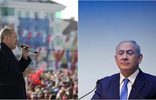 Erdoğan'dan Netanyahu'ya yanıt