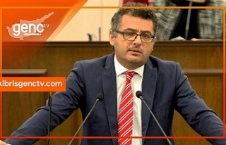 """Erhürman: """"Başbakanlık ve elçilik arasındaki..."""