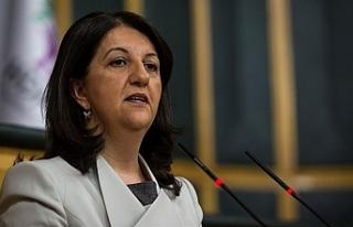 Eş Genel Başkan Pervin Buldan dahil 10 HDP milletvekili...