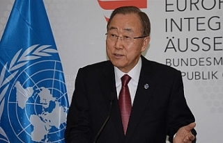 Eski BM Genel Sekreteri Ban'dan Kuzey Kore'ye...