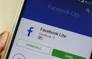 Facebook Lite, 1 Milyar indirilme rakamını geçti