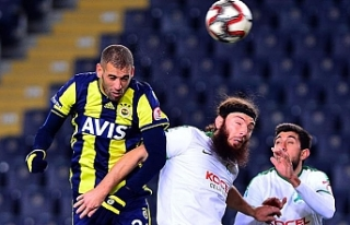 Fenerbahçe'den tek gol