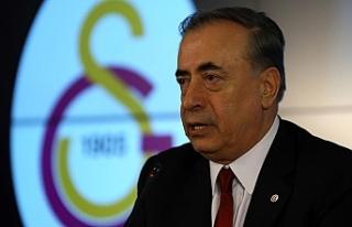 """Galatasaray Kulübü Başkanı: """"Forvet artık..."""