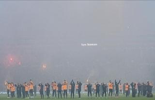 Galatasaray taraftarı, dünya rekoru kırdı