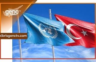 """Güney Kıbrıs'tan BM'ye """"Türkiye""""..."""