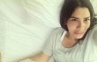 Işın Karaca hastaneden paylaşım yaptı