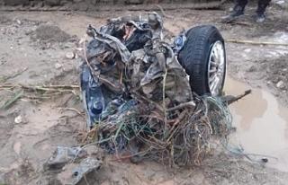 Kayıp araç, Doğanköy'de bulundu