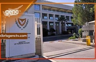 Kıbrıs Cumhuriyeti Dışişleri Bakanlığı, Chikhou...
