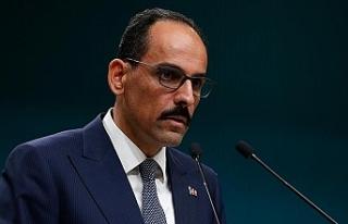 """""""Kıbrıs Türk'ünün hak ve hukukunu her..."""