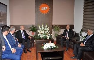 Kılıçdaroğlu, UBP'de