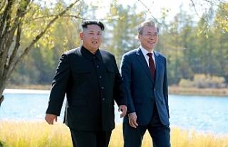 Kuzey Kore lideri Kim'den Güney Kore Devlet...