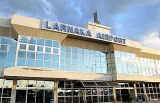Larnaka Havalimanı'nda 20 kilo hintkeneviri