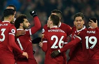 Liverpool- Arsenal maçında tam 6 gol