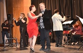 LTB'den tango gecesi