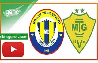 Maç Özeti - Doğan Türk Birliği - Mağusa Türk...