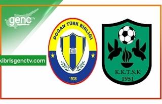 Maç Özeti...Doğan Türk Birliği - Küçük Kaymaklı