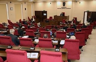 Meclis Genel Kurulu'nda bütçe maratonu sona erdi
