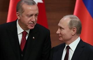 Peskov, Putin ile Erdoğan'ın ne zaman görüşeceğini...