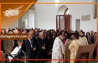 Profiti İlia Kilisesi'nde 44 yıldan sonra ilk...