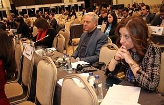 Rum heyeti İstanbul'da toplantıya katıldı