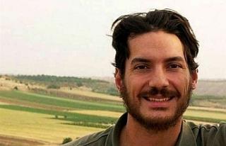 Suriye'de Ağustos 2012'de kaybolan Amerikalı...